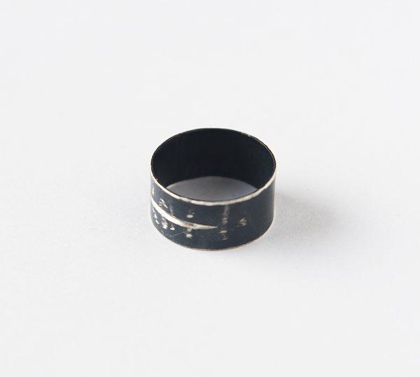 Jagged ring